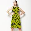 Striped Geometric (Dress)