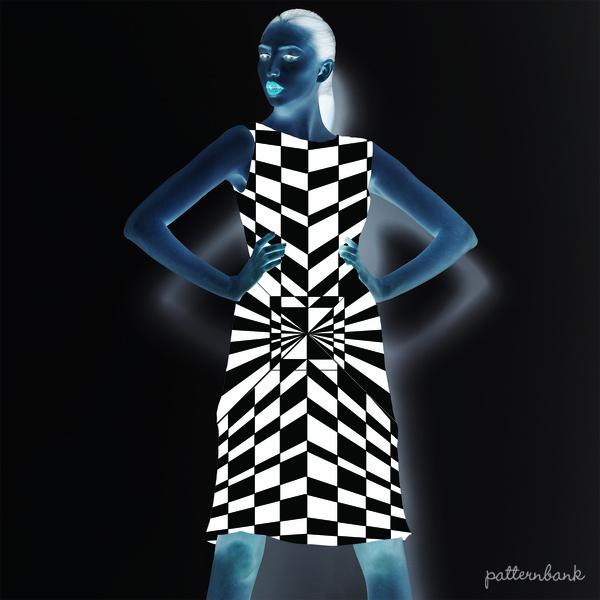Op Art Optical Illusion