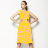 Yellow Floral (Dress)