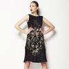 Metalic Lace (Dress)