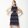 Fine Graphic Lace 4 (Dress)