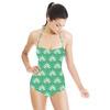Ditsy Mehndi Sunrise (Swimsuit)