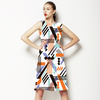 Geometric Pattern (Dress)