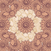 Square Paisley Pattern (Original)