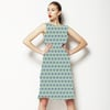 Green Spotted Pattern (Dress)
