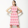 Graphic Zigzag (Dress)