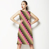 Gradient Zig Zag (Dress)
