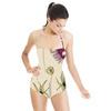 Flowers Drawn (Swimsuit)