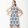 Nav Blooms (Dress)