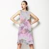 Floral X-Ray Print (Dress)