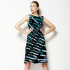 Chaotic Stripe (Dress)