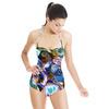 Poligonal Flowers (Swimsuit)