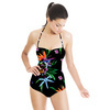 Tropical Flower (Swimsuit)