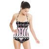 African Pattern Syncopated (Swimsuit)