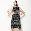 Geometrical Deco Lines (Dress)
