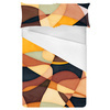 Abstract Retro Pattern (Bed)