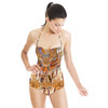 Abstract With Paisley (Swimsuit)