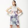 Flowersblue (Dress)