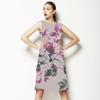 Flowersgrey (Dress)