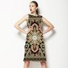 Scarf Pattern -Wrap 4 (Dress)