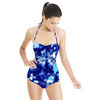 Indigo Garden (Swimsuit)