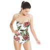 Botanical Illustration Pattern (Swimsuit)