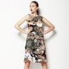 Camo Flowers (Dress)