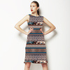 Ethnic Design (Dress)