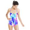 Purple Pixel (Swimsuit)