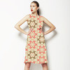 Floral Geometry (Dress)