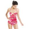 Modern Stripe (Swimsuit)