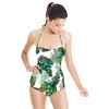 Multicolor Jungle Leaves (Swimsuit)