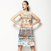 Tribal Forest (Dress)
