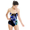 Abstract Colourful Smoke Image (Swimsuit)