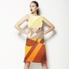 Geometric Abstract Pattern (Dress)