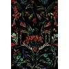 635 Botanical Still Life Floral Print (Original)