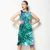 Palm Tree Leaf Texture (Dress)