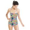 Constructed Textile Design (Swimsuit)