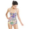 Geometric Painterly (Swimsuit)