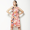 Floral Tropical Winter (Dress)