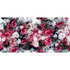 Vintage Roses on Grunge Background (Original)