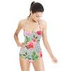 Watercolor Flower Bouquets (Swimsuit)