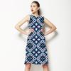 Modern Geometric Seamless Pattern (Dress)