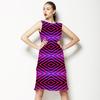 Neon in Magenta (Dress)