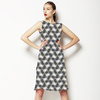 Shifted Triangles (Dress)
