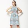 Tribal Blue (Dress)