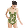 Green Shade (Swimsuit)