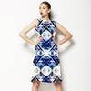 Blue Diamond (Dress)