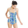 Fragmented Patchwork (Swimsuit)