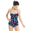 Tiny Floral All Over (Swimsuit)